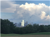 A12 - Dallas Skyline from Stephens Golf Course