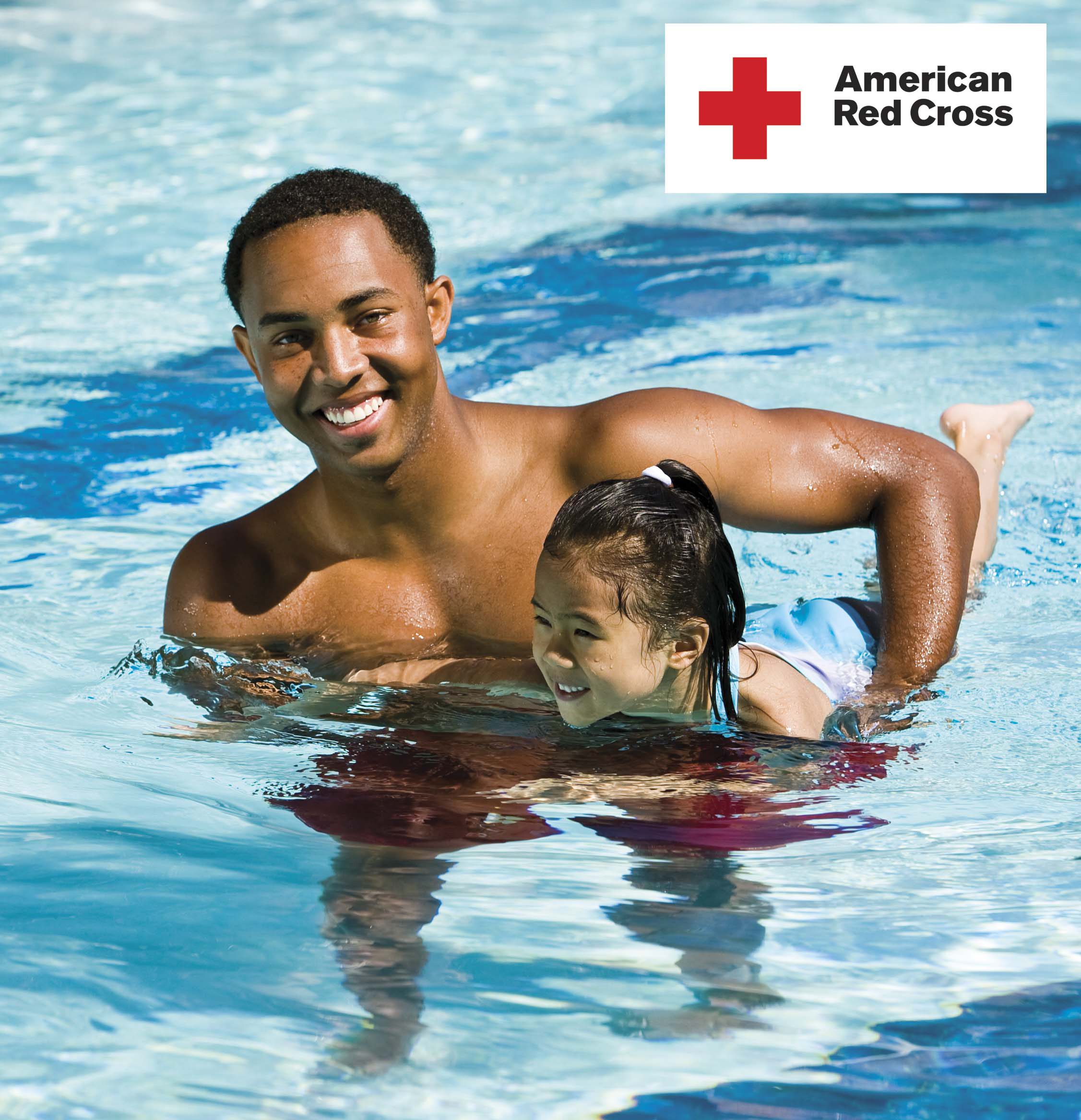 red cross swim lesson 2