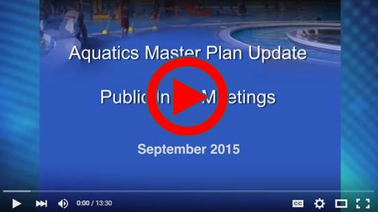 Aquatics Presentation Video