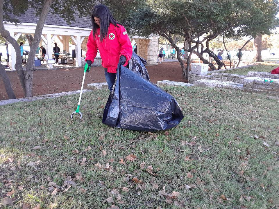 Be Amazing! Do Something Awesome! Volunteer! | Dallas Parks, TX