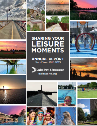 2018-19 Annual Report cover