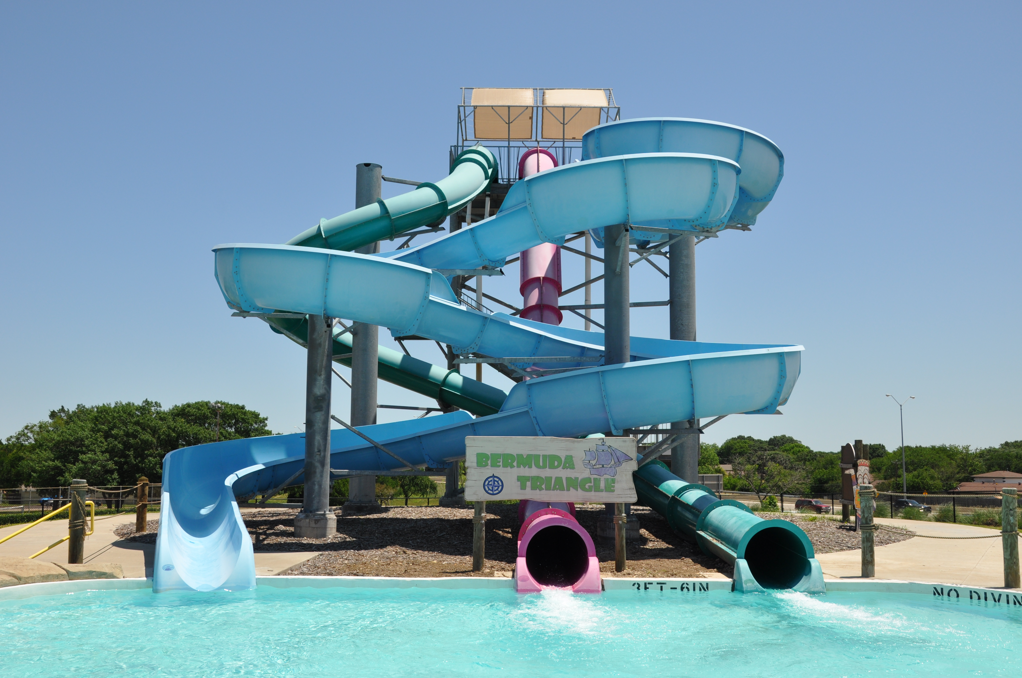Bahama Beach Waterpark Dallas Parks Tx Official Website