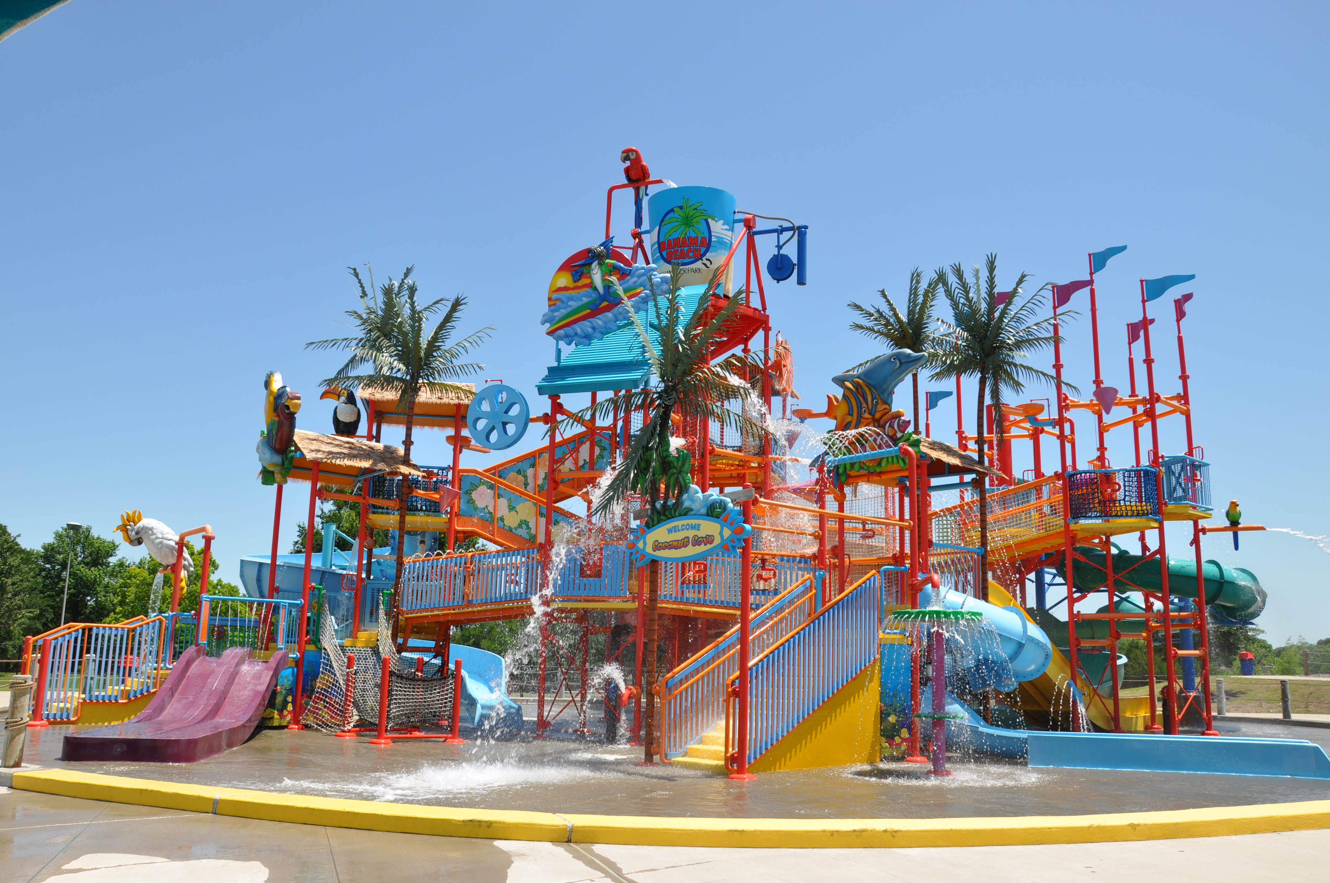 Bahama Beach Waterpark | Dallas Parks, TX - Official Website