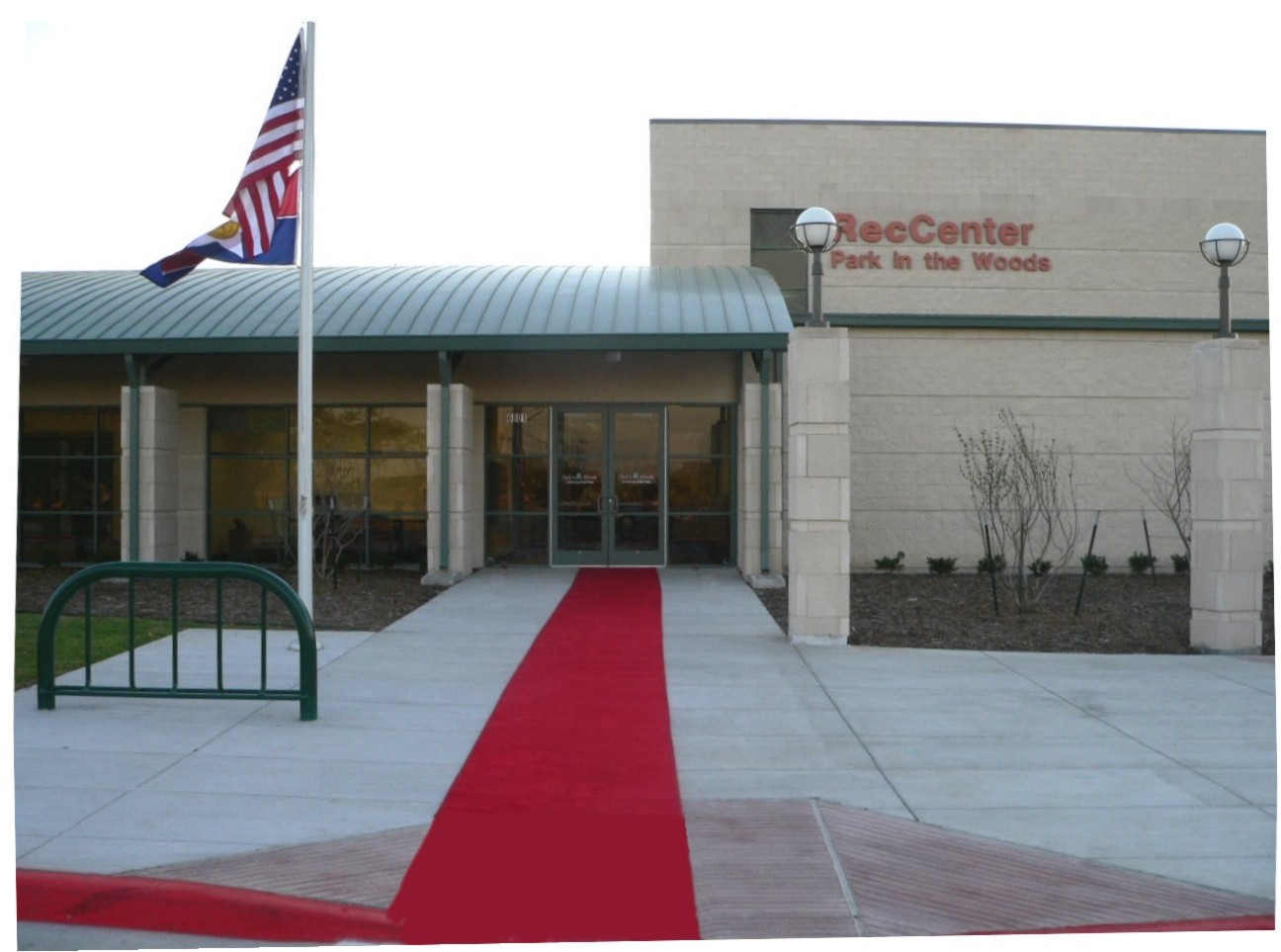 PITW Front entrance-Red Carpet